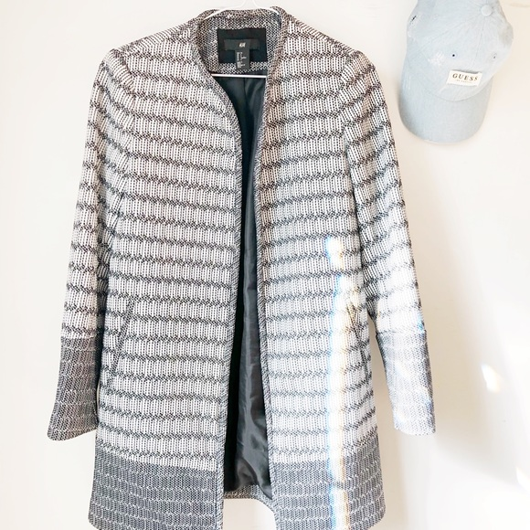 H&M Jackets & Blazers - H&M long automn jacket/blazer
